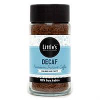 Растворимый кофе без кофеина Little's, 50г