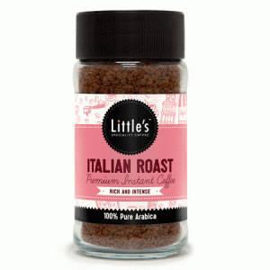 Кофе растворимый Little's Итальянская обжарка, 50г, фото 2