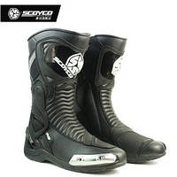 Мотоботы Scoyco MR001  мото ботинки