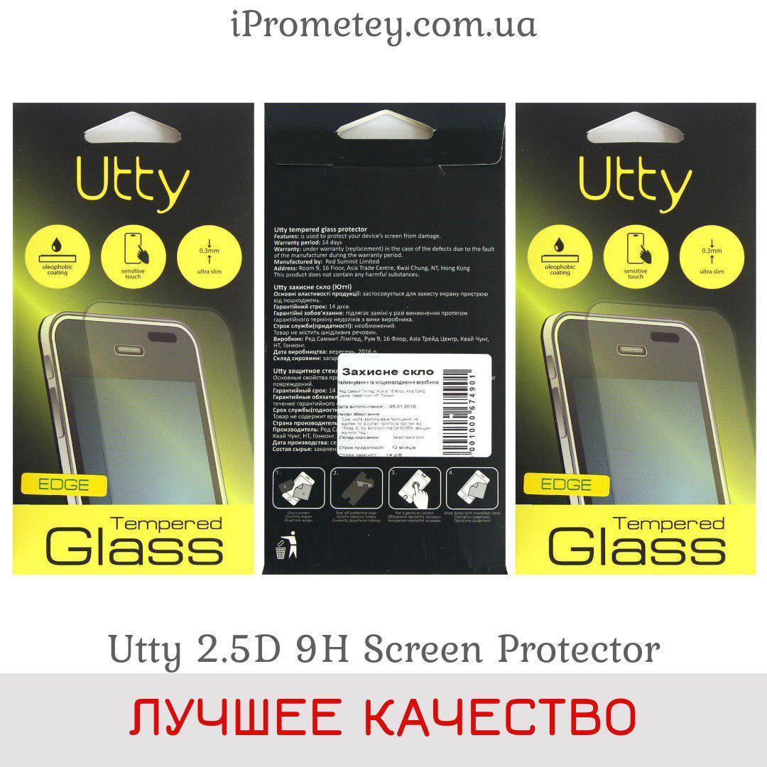 Защитное стекло Utty™ 2.5D прозрачное 9H Айфон 7 iPhone 7 Айфон 8 iPhone 8 Оригинал