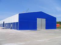 Каркасные склады, ангары , фото 1
