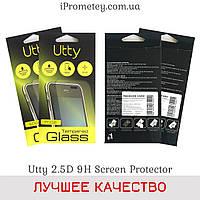 Защитное стекло Utty™ 2.5D прозрачное 9H Айфон X iPhone X Айфон XS iPhone XS Айфон 10 iPhone 10 Оригинал