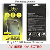 Защитное стекло Utty™ 2.5D прозрачное 9H Айфон XR iPhone XR Оригинал