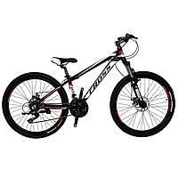 """Качественный горный велосипед 26"""" CROSS HUNTER (Shimano, монетки), фото 1"""