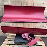 Лопата-отвал Булат-ТД для мотоблока 61, 78 (1,2 м, регулируется угол и высота атаки), фото 1