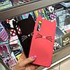 Чехол Кот для Samsung А750, коралловый, фото 2