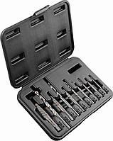 Neo Экстракторы и сверла по металлу, набор 10 шт. 09-609