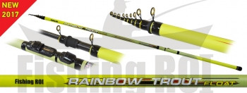 Удилище Fishing ROI Ranbow Trout 4.8-3.8m
