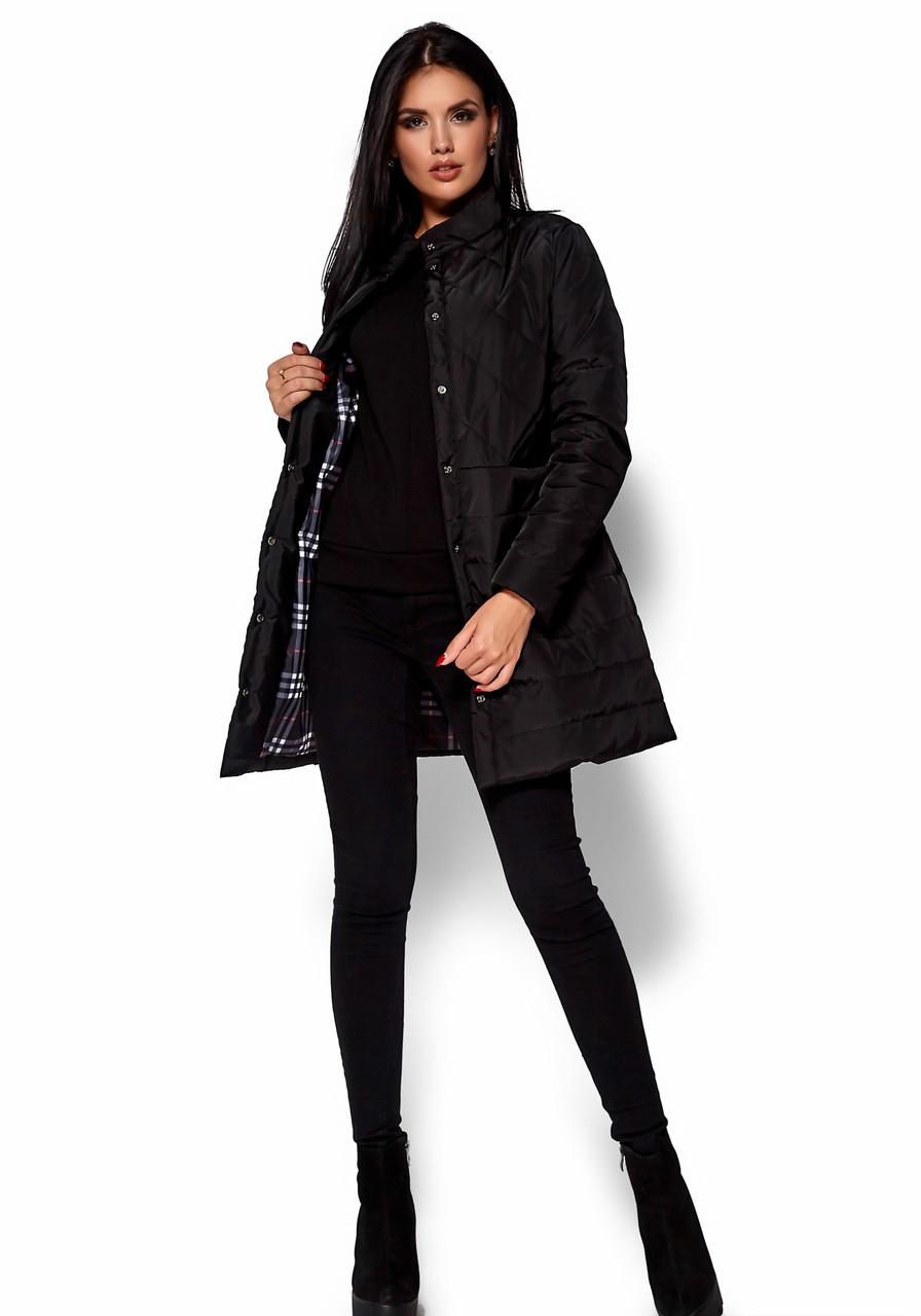 201f9b0b598 Пальто KARREE Пэрис L Черный KAR-P000006