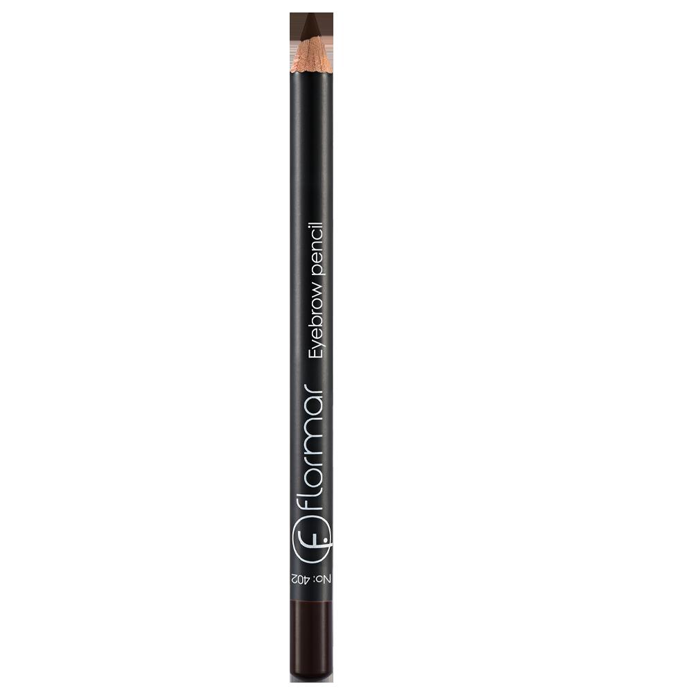 Олівець для брів зі щіточкою Flormar 402 Brown 1,4 г (2740012)