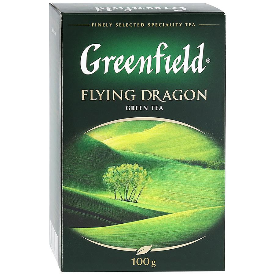 Чай зеленый Greenfield Flying Dragon 100 гр.