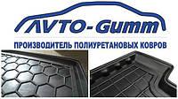 Коврик в багажник Opel Vectra C (седан) 111608 Avto-Gumm