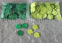 Листочки тополя 3,5 см 100гр/~1600-1900шт