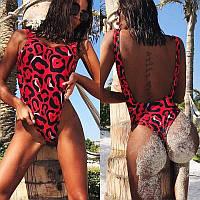 Женский стильный сдельный купальник от 42 до 46 размера  Фабричный Китай