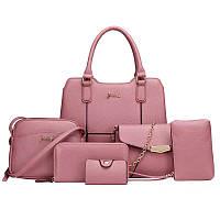 Женская сумка 6 в 1 (мод. 2428), фото 1