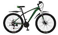 """Алюминиевый горный дисковый велосипед  26"""" CROSS LEADER, фото 1"""