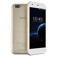 Смартфон Wieppo s5 1/8gb Gold MediaTek MT6580A 2400 мАч