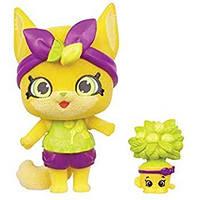 Лялька шопкинс Shopkins Wild Style Foxy Lemons Shoppet and Leona Lemon Tree