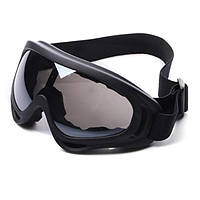 Мото очки KSmoto GL-10 (затемненная линза) \ Код KS05014