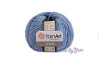 YarnArt Jeans, голубой №15