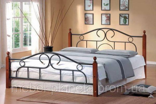Кровать двуспальная Elza (Эльза) Onder Metal