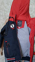 Куртка съемный рукав 3-7 лет, фото 3