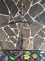"""Набор шампуров """"Веер"""" ручной работы под бронзу., фото 3"""