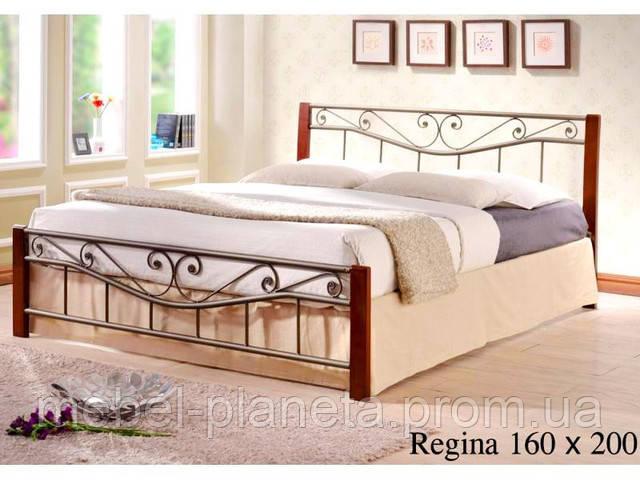 Кровать двуспальная Регина (Regina) Onder Metal