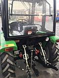 Трактор с кабиной DW 244AHTХС GREEN, фото 5