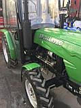 Трактор с кабиной DW 244AHTХС GREEN, фото 3