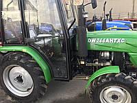 Трактор с кабиной, DW 244AHTХС, (24 лс, 4х4, 3 цил., ГУР, широкая резина), фото 1