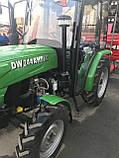 Трактор с кабиной DW 244AHTХС GREEN, фото 4