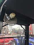 Трактор с кабиной DW 244AHTХС GREEN, фото 8