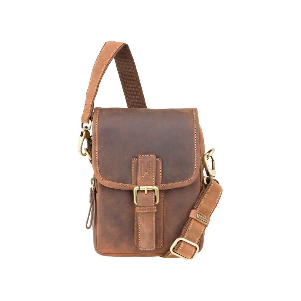 Небольшая сумка Visconti 16208 Oil tan (Великобритания)