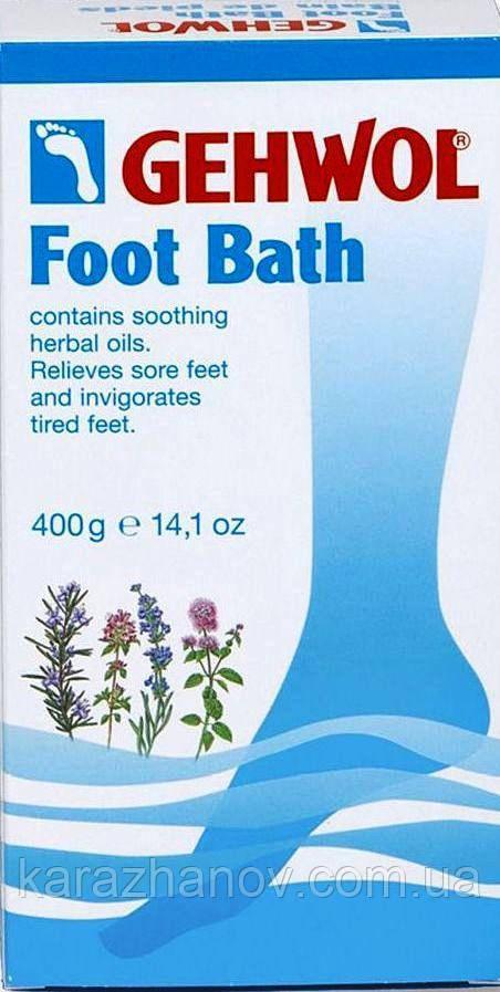 Ванна для ног Foot Bath 400 гр Геволь