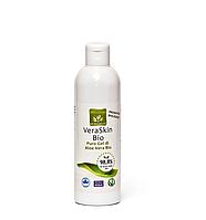 Гель алое вера для лица ,тела и волос органический VeraSkin Pure Benessence,98,8%,250 мл