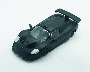 Модель Ferrari micro cars F50 GT в масштабе 1:100 (черный)