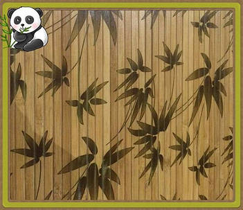 """Бамбуковые обои """"Листья бамбука"""""""