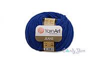 YarnArt Jeans, ультрамарин №47