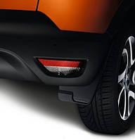 Брызговики задние для Renault New универсальный оригинальный комплект 2шт 8201313092