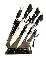 Набор ножей на подставке Benson BN-405, фото 1