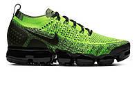 Оригинальные кроссовки Nike Air VaporMax Flyknit 2 Volt Black (ART. 942842 701)