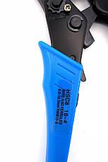 Клещи для обжима втулочных наконечников HSC8-16-4 (4-16mm2), фото 2