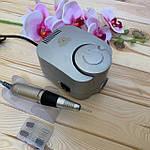 Аппарат для маникюра Global GF-3 80 Вт, 45000 об (серебро)