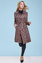 Женский кардиган с леопардовым принтом (3282 svt), фото 2