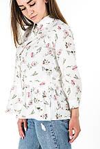 Рубашка 13531 (грязно-молочный)