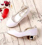 Туфли праздничные для девочки , фото 5