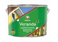 Eskaro Veranda TR, 9 л Масляно-акриловая водоразбавимая краска 4740381006128 Бесцветная