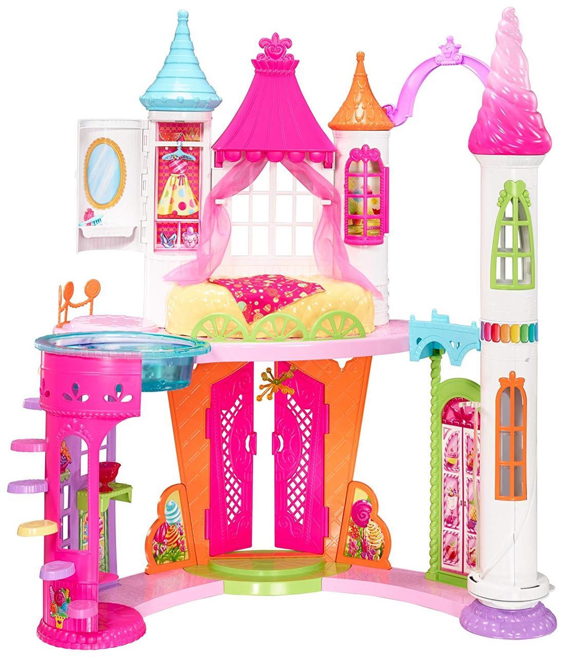 Барби Дримтопия дворец Свитвиль