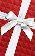 "Подарочные пакеты ""Белый бант"" 17 х 26 см  (6 шт/уп)"